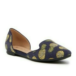 Restricted Pineapple Flats